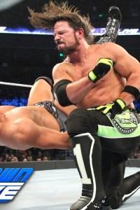 VIDEO: AJ Styles vs. The Miz – SmackDown, Dec. 4, 2018