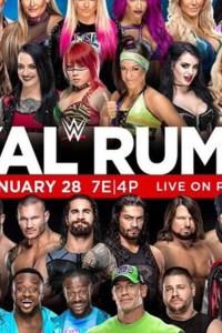 WWE – Royal Rumble 2019 Live [Watch]