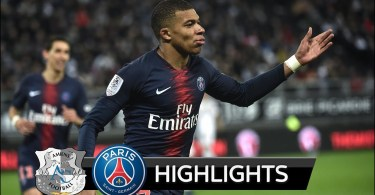 Amiens Vs PSG 0-3 Highlights - 2019