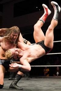 Semifinal Match: Tyler Bate vs Adam Cole – WWE Worlds Collide, Feb. 2 2019