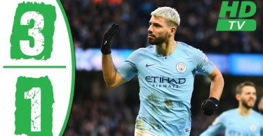 Manchester City vs Arsenal 3–1