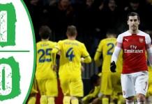 Bate vs Arsenal 1-0