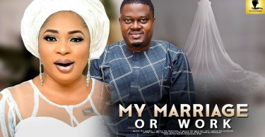 MY MARRIAGE OR WORK 2019 MOVIE