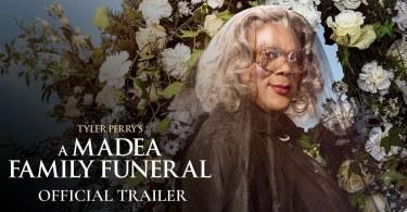 A Madea Family Funeral Trailer