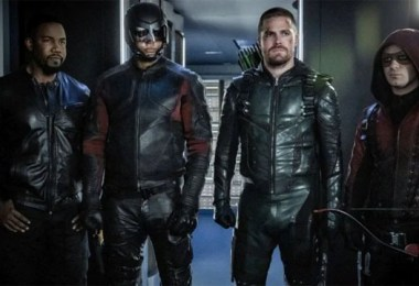 Arrow S07E22 Season 7 Episode 22 Season Finale