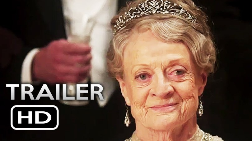 downtown abbey official movie tr