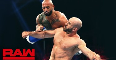 ricochet vs cesaro raw may 20 20