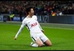 tottenham vs everton 2 2 goals f