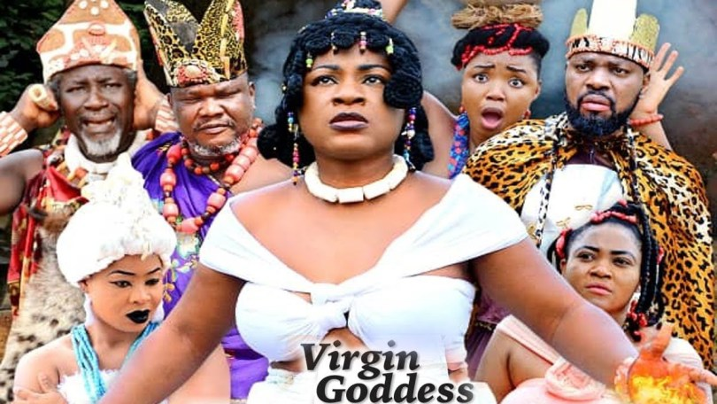 virgin goddess part 1 nollywood
