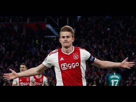 Ajax vs Tottenham 2-3 Goals & Full Highlights – 2019