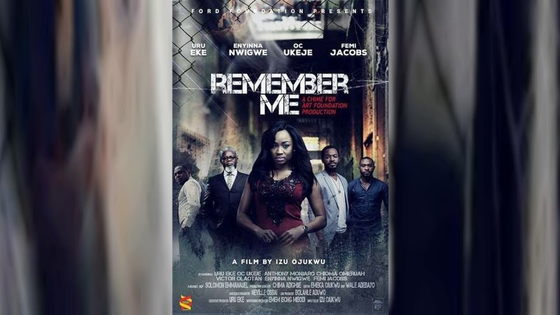 remember me latest nollywood mov