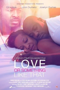 THE LOVE OR SOMETHING LIKE THAT – Nollywood Movie 2019