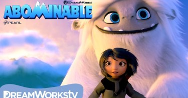Abominable trailer 2019