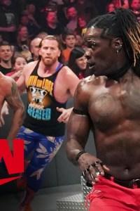 R-Truth vs. Buddy Murphy – Raw, Oct 28, 2019