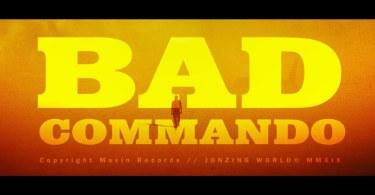 rema bad commando official music