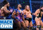 The New Day and Heavy Machinery vs The Revival and Ziggler & Roode smackdown 2019