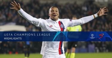 Club Brugge Vs Paris Saint-Germain 0-5 Goals & Full Highlights – 2019