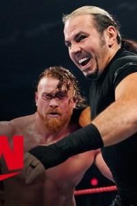 Matt Hardy vs. Buddy Murphy – MONDAY NIGHT RAW