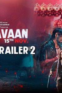 Marjaavaan Trailer 2 – Official Bollywood Movie Teaser [2019]
