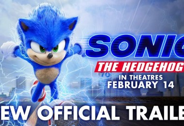 Sonic the Hedgehog Trailer - 2020