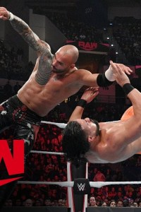 Ricochet vs. Andrade – MONDAY NIGHT RAW