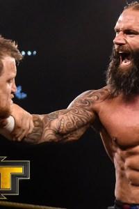 Travis Banks vs. Jaxson Ryker – WWE NXT, Dec. 11, 2019