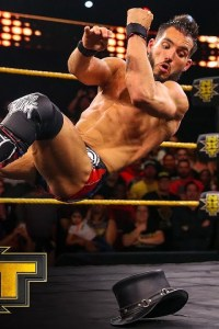 Johnny Gargano crushes Cameron Grimes' hat: NXT Exclusive, Feb. 12, 2020
