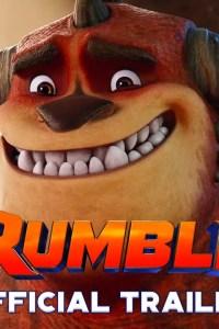 Rumble Trailer – Starring Will Arnett