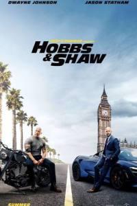 Fast & Furious: Hobbs & Shaw (2019) Dual Audio Hindi-English Movie