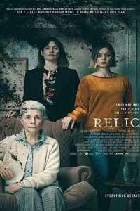 Relic (2020) Subtitles