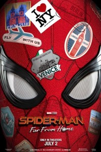 Spider-Man: Far from Home (2019) Dual Audio Hindi-English Movie