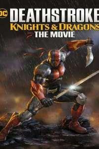 Deathstroke Knights & Dragons (2020) Full Movie