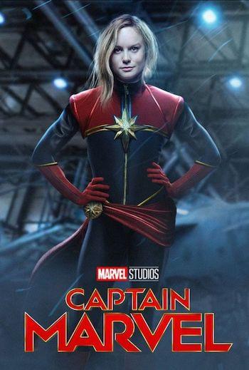 Captain Marvel (2019) Dual Audio Full Movie