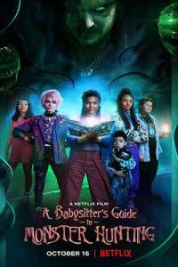 A Babysitter's Guide to Monster Hunting (2020) Dual Audio Hindi Movie