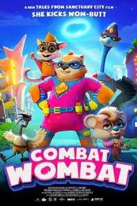 Combat Wombat (2020) Full Animation Movie