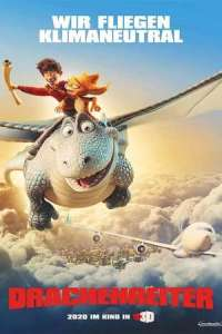Dragon Rider (2021) Full Animation Movie
