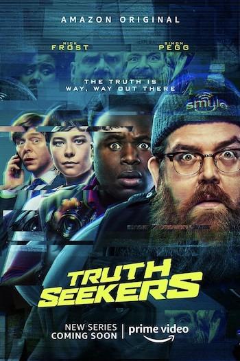 Truth Seekers Season 1 Episode 5 (S01 E05) TV Show