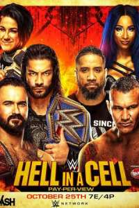 WWE Hell in a Cell 2020 Full Show
