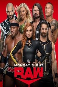 WWE Monday Night RAW 23 November 2020 Full Show