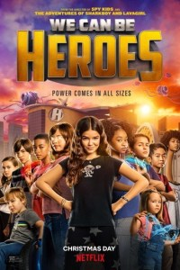 We Can Be Heroes (2020) Subtitles