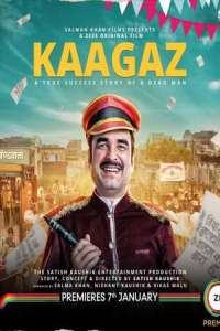Kaagaz (2021) Full Hindi Movie