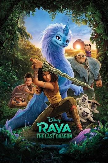 Raya and the Last Dragon (2021) Subtitles