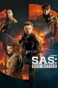 SAS: Red Notice (2021) Full Movie