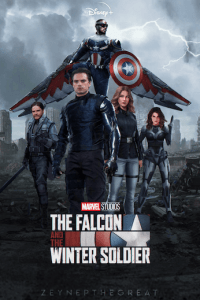 The Falcon and the Winter Soldier Season 1 (S01) Complete Web Series [Episode 6 Added]