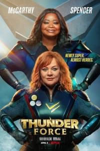 Thunder Force (2021) Full Movie