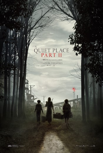 A Quiet Place Part II (2021) Full Movie