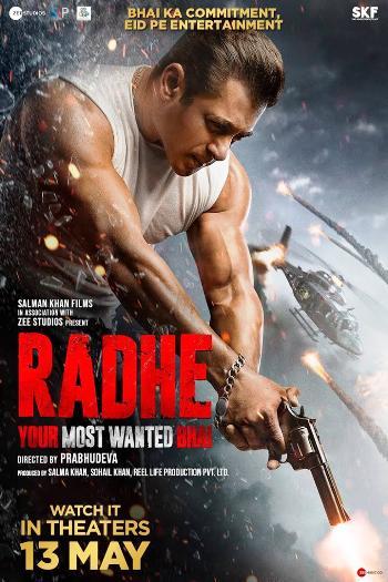 Radhe (2021) Full Hindi Movie