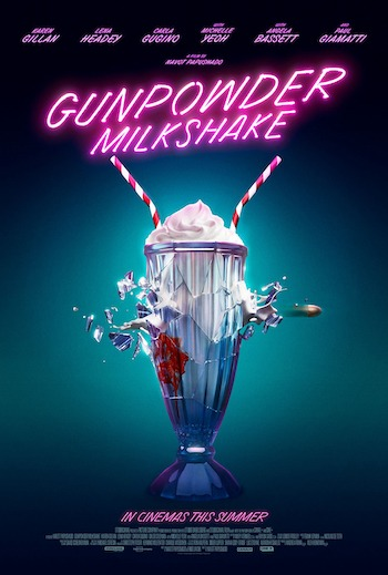 Gunpowder Milkshake (2021) English Subtitles