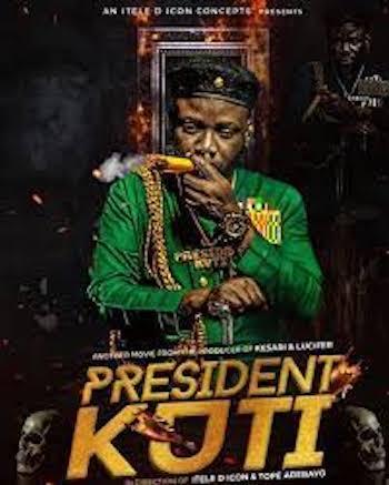 President Kuti (2021) Yoruba Full Movie