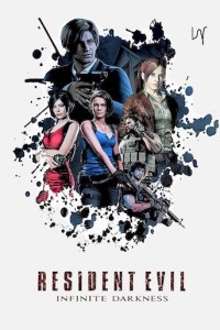 Resident Evil: Infinite Darkness Season 1 (S01) Complete Web Series